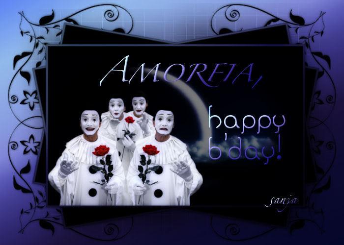 Amorfia , sve najlepse... Amorfiarodjendan