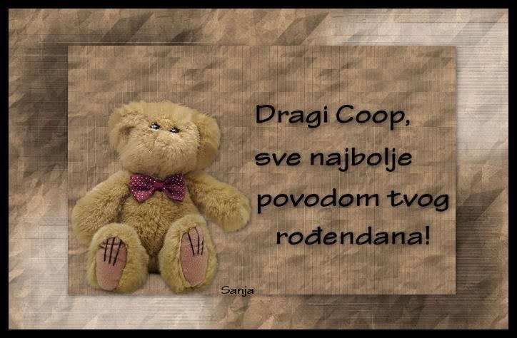 Coop, srecan ti rodjendancic :) Coop_rodjendan