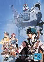 """Mobile Suit Gundam 08th MS Team """" Miller's Report 002"""
