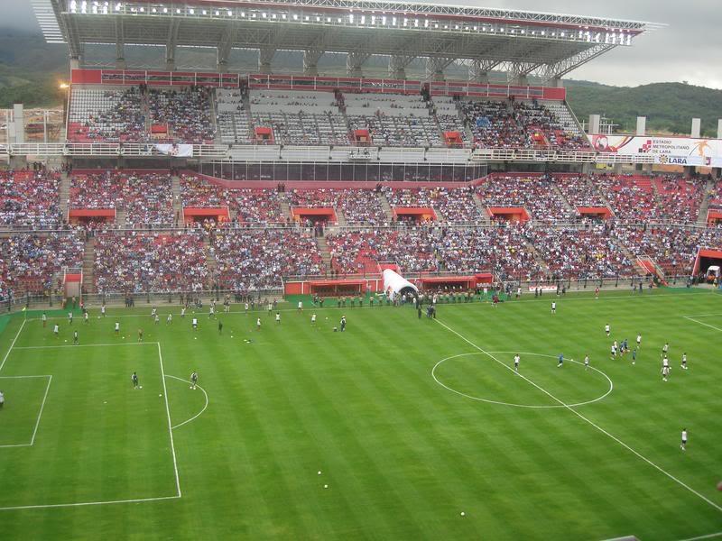 Cabudare | Estadio Metropolitano de Lara | 45.360 DSC06675