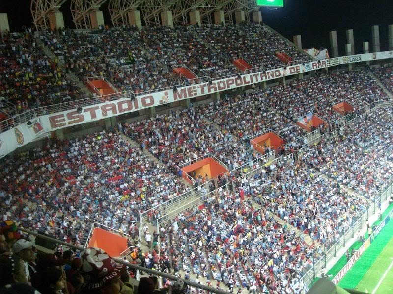 Cabudare | Estadio Metropolitano de Lara | 45.360 DSC06760