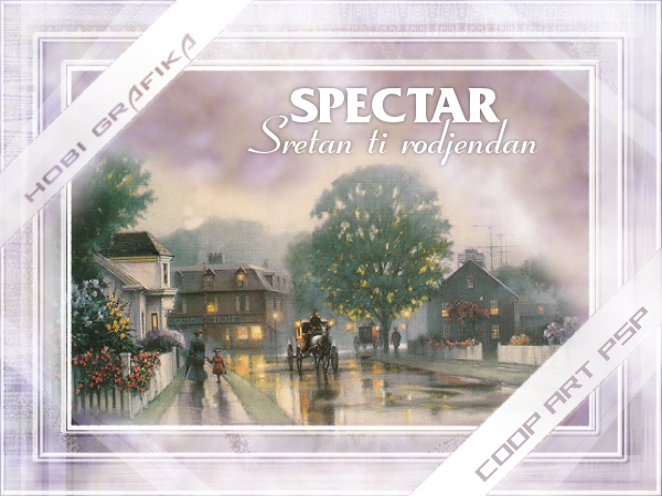 spektar Srecan Rodjendan :-) SPECTARCESTITKA