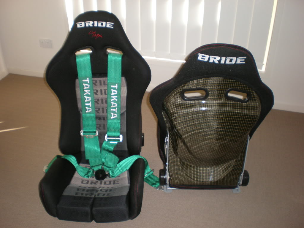 **Replica Bride and Recaro Bucket seats GB LIVE!! P5180033