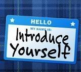 Introduce yourself.