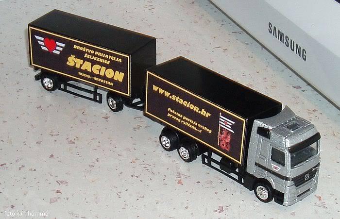 """Promotivni kamion DPŽ-a """"Štacion""""! ;-) 2009-01-05_StacionActros9"""