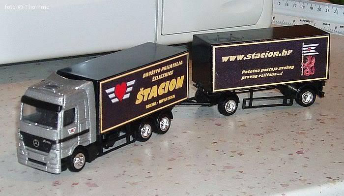 """Promotivni kamion DPŽ-a """"Štacion""""! ;-) 2009-01-05_StacionActrosB"""
