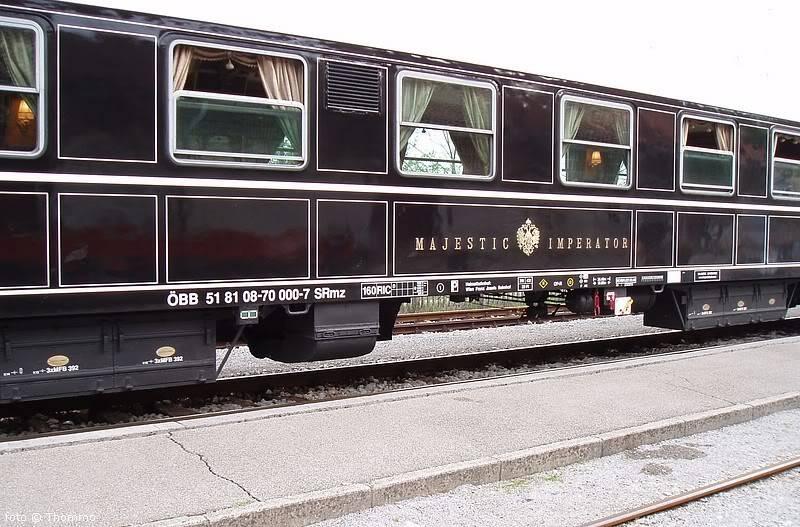 """Najavljen specijalni vlak Beč-Rijeka """"Majestic Imperator"""" 2009-04-16_Majestic39"""