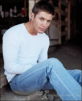 Hunk of the moment ^^ Jensen