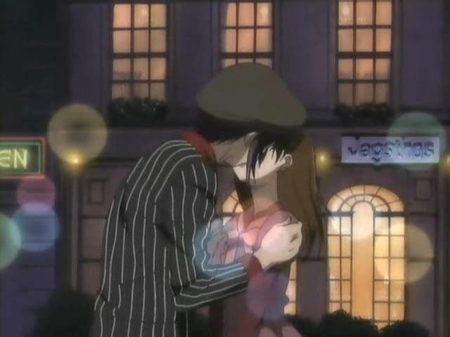 Besitos anime Angel144t