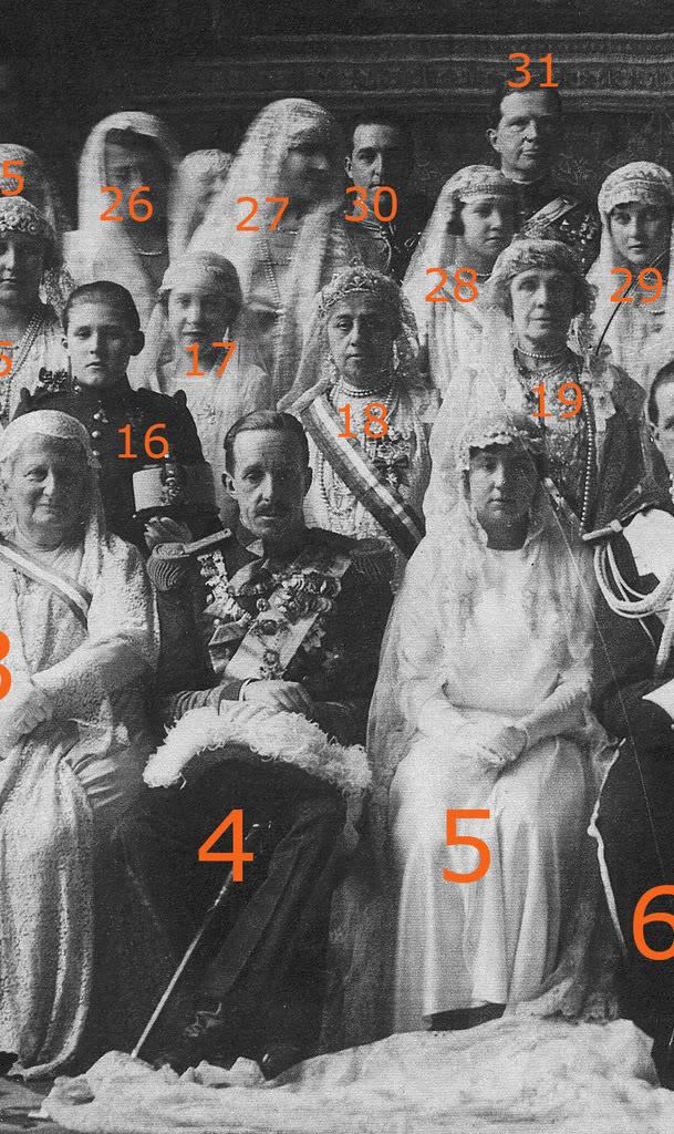 Boda SAR doña Isabel Alfonsa y el conde Zamoyski - Página 2 BodaIsabelAlfonsag2-1
