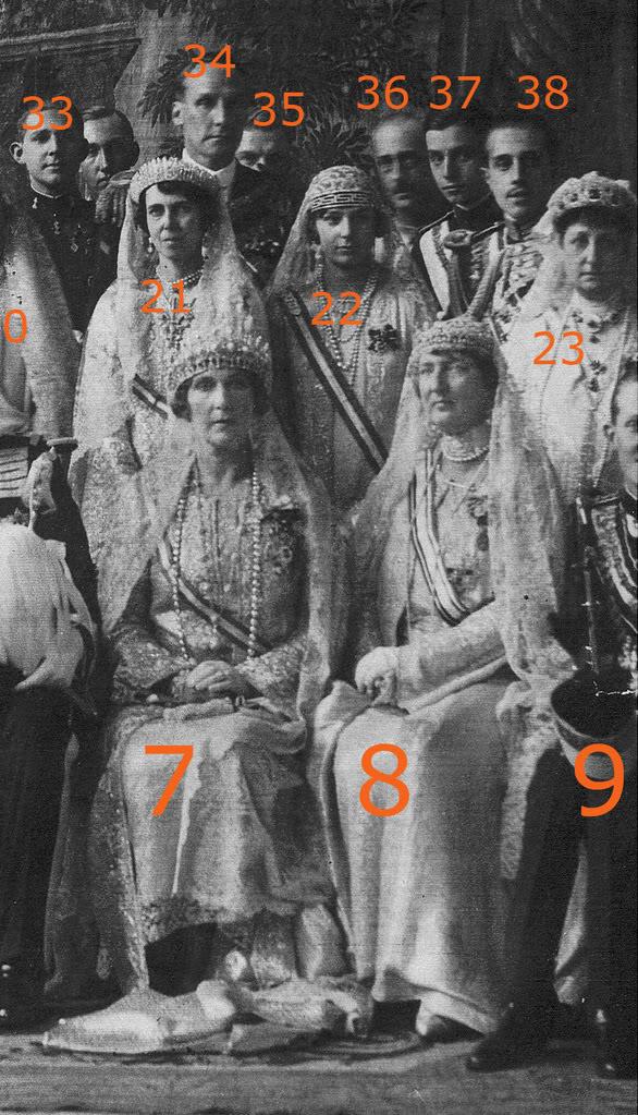 Boda SAR doña Isabel Alfonsa y el conde Zamoyski - Página 2 BodaIsabelAlfonsag3