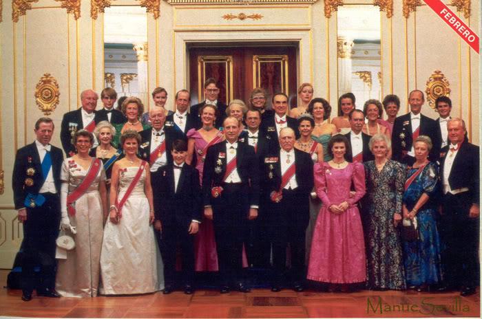 Casa Real de Noruega Cumpleaos50Harald.ms