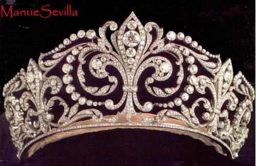 Casa Real de España DiademaLys.ms