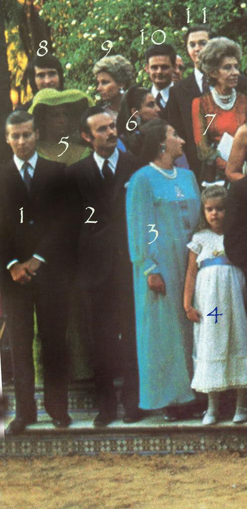 Boda Alejandro de Yugoslavia y Mª da Gloria de Orleans G01