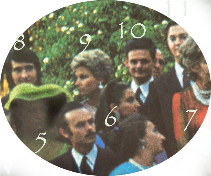 Boda Alejandro de Yugoslavia y Mª da Gloria de Orleans Grupo01a