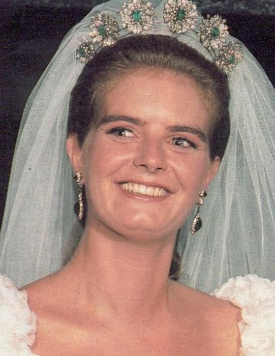 Boda Alejandro de Yugoslavia y Mª da Gloria de Orleans MarquezBaviera.3