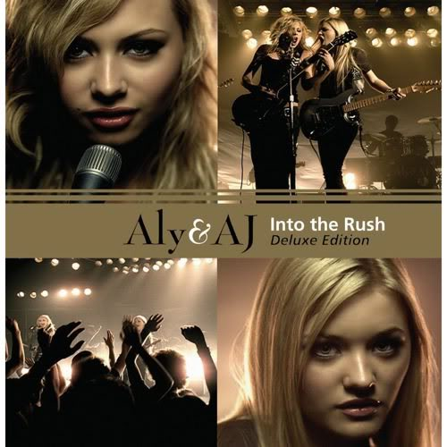 Aly and Aj Alyandajdeluxe