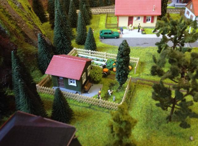 Eine kleine Anlage für große und kleine Kinder in der Spur H0 Foto13_zps633deb5d
