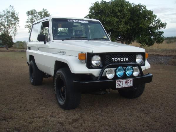 Toyota Bj70 shorty Landcruiser P6150802