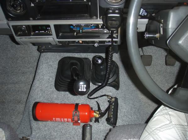 Toyota Bj70 shorty Landcruiser P6150810