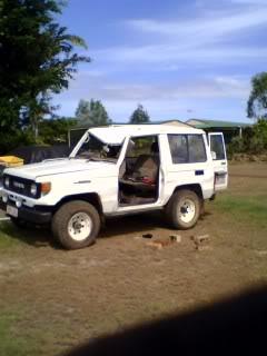 Toyota Bj70 shorty Landcruiser Pic_0119_002-2