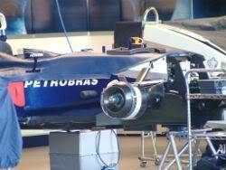 A velocidad de Formula 1, noticias comentarios y más 250px-Williams_GP_USA_2005_in_garag
