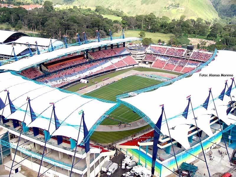 Mérida | Estadio Metropolitano de Mérida | 42.000 Estadio09