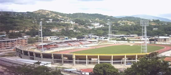 Estructuras Deportivas Estadiojosalbertoperez