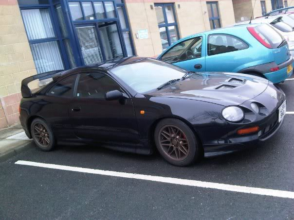 New car with problem Celica10