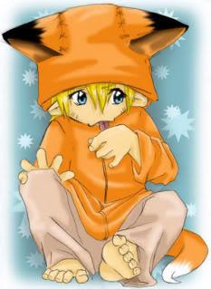 Neko Testing Chibi_Naruto