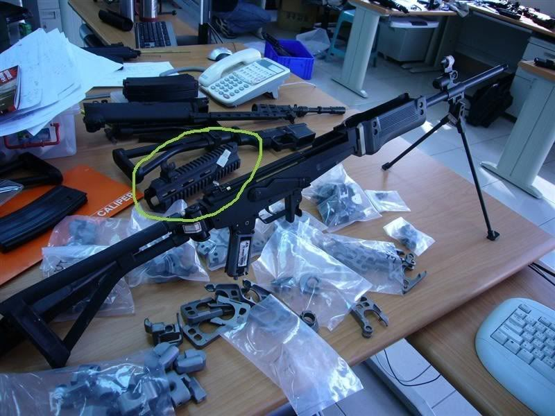 ECHO 1 614 Advanced RIS Carbine RIS