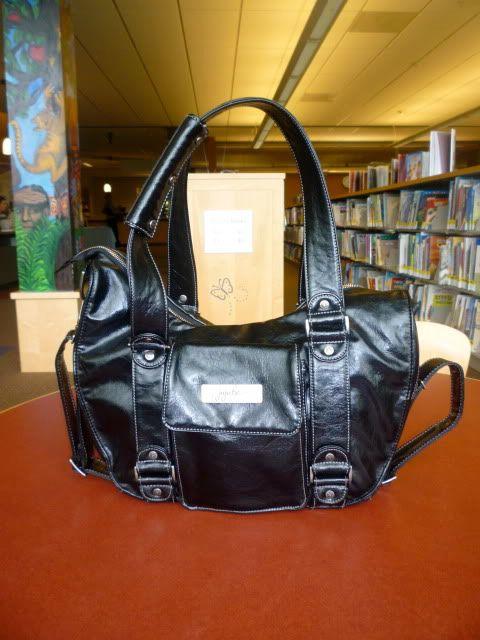 JuJuBe Behave Earth Leather Purse P1060012