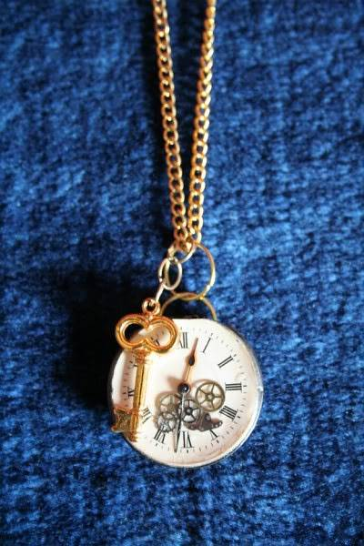 [SELLER] Steampunk & Altered Art Jewellery - UPDATE! MagicHourII