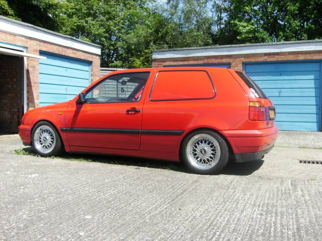 My Golf van. Now for sale PICT0001-5