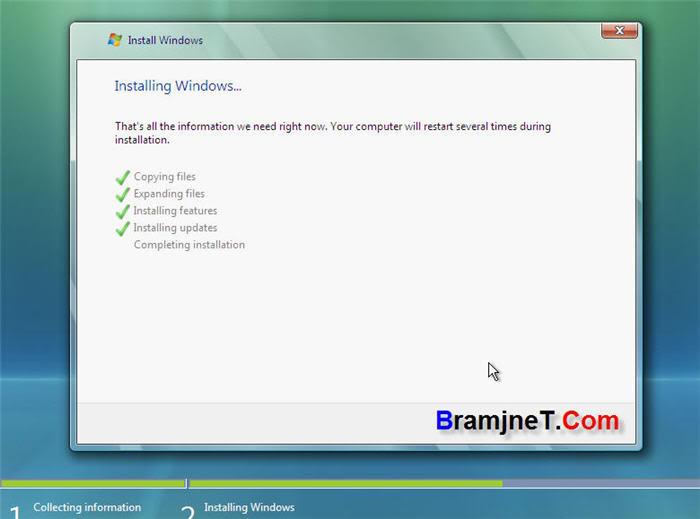 حصريا Windows Vista SP1 x86 RTM ENG Retail بتاريخ 2/2/2008م !! نسخة طازة Vsp11