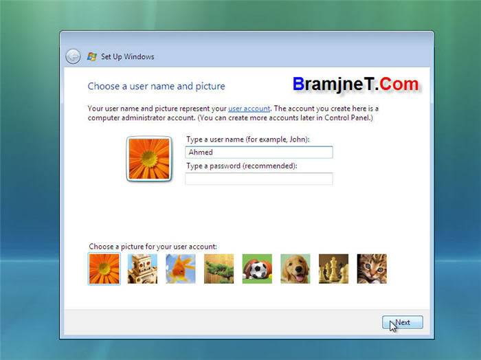حصريا Windows Vista SP1 x86 RTM ENG Retail بتاريخ 2/2/2008م !! نسخة طازة Vsp12