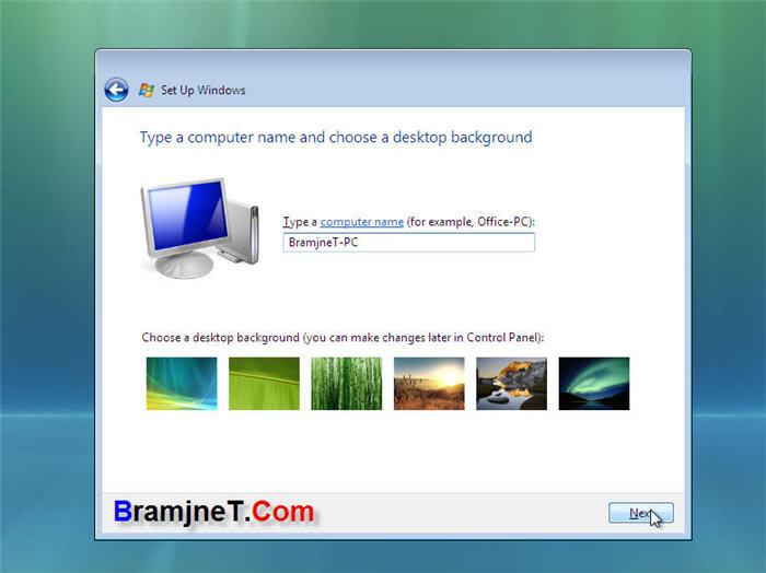 حصريا Windows Vista SP1 x86 RTM ENG Retail بتاريخ 2/2/2008م !! نسخة طازة Vsp13