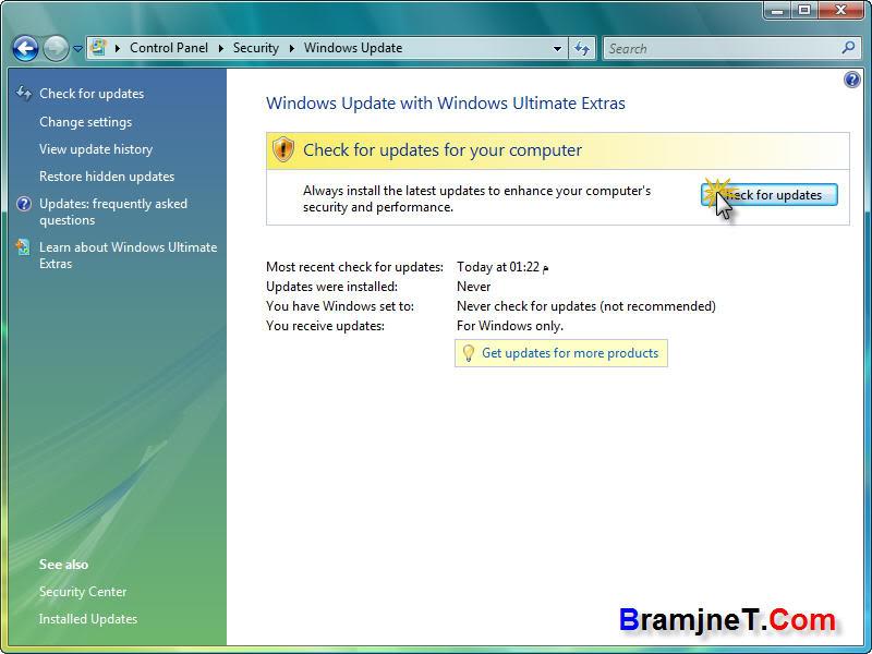 حصريا Windows Vista SP1 x86 RTM ENG Retail بتاريخ 2/2/2008م !! نسخة طازة Vsp37