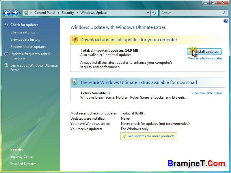 حصريا Windows Vista SP1 x86 RTM ENG Retail بتاريخ 2/2/2008م !! نسخة طازة Vsp38