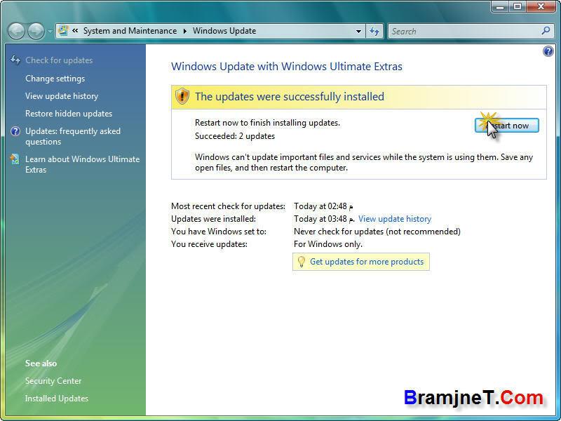 حصريا Windows Vista SP1 x86 RTM ENG Retail بتاريخ 2/2/2008م !! نسخة طازة Vsp40