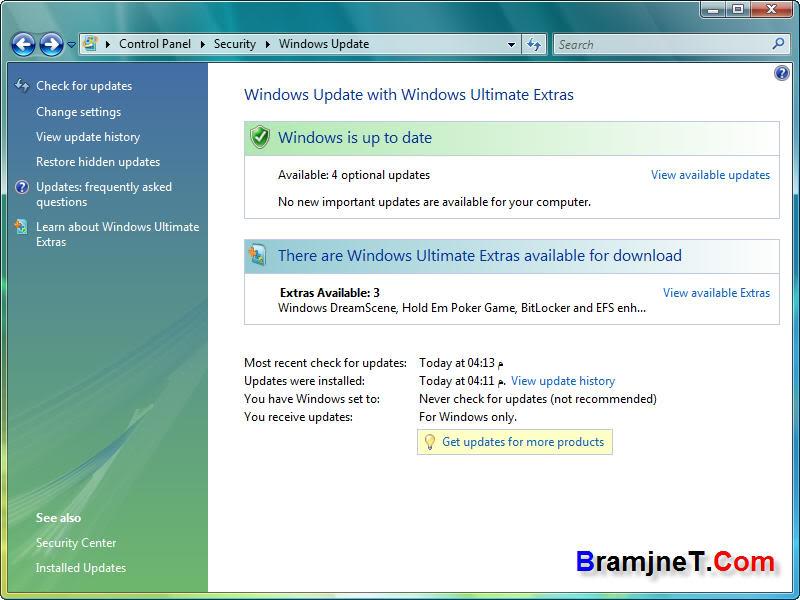 حصريا Windows Vista SP1 x86 RTM ENG Retail بتاريخ 2/2/2008م !! نسخة طازة Vsp41