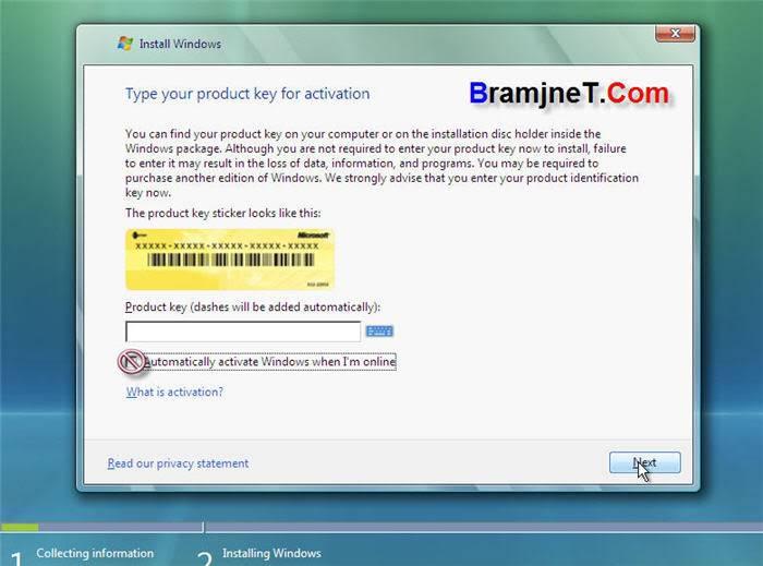 حصريا Windows Vista SP1 x86 RTM ENG Retail بتاريخ 2/2/2008م !! نسخة طازة Vsp5