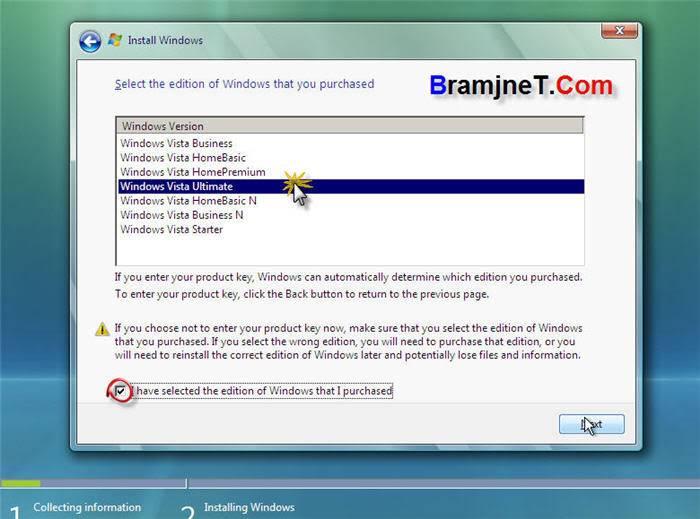 حصريا Windows Vista SP1 x86 RTM ENG Retail بتاريخ 2/2/2008م !! نسخة طازة Vsp7