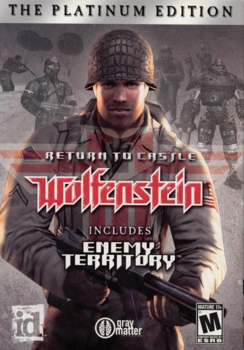 ¿y Retun to Castle Wolfestein? Return