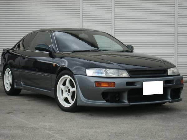 My Levin GT Apex AE101c