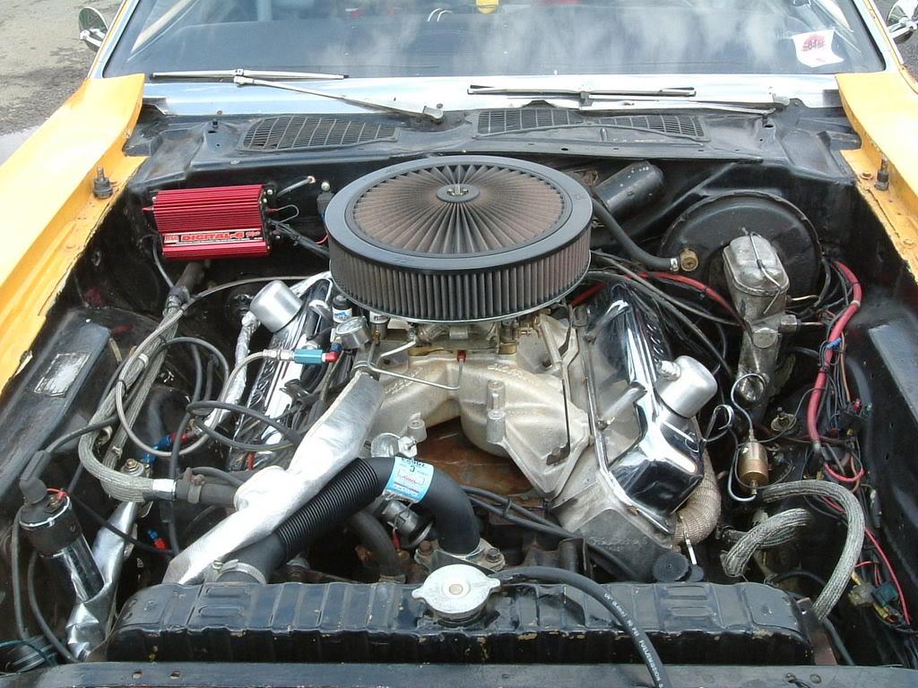 1970 Dodge Challenger DSCF0036