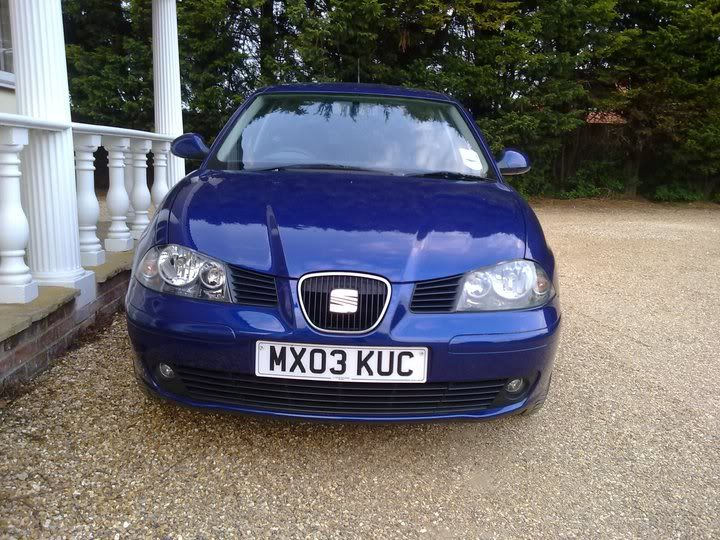 My New Daily - MK4 Ibiza 1