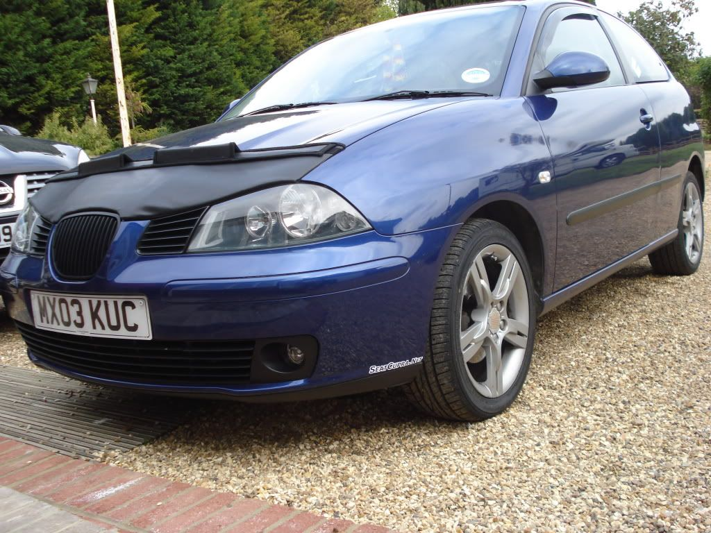 My New Daily - MK4 Ibiza DSC02736