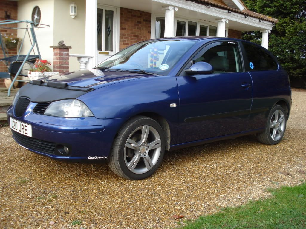 My New Daily - MK4 Ibiza DSC02751
