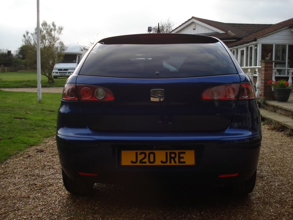My New Daily - MK4 Ibiza DSC02752
